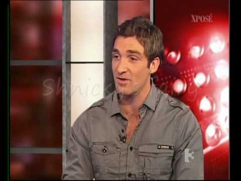 Xpose talking to Paul Martin about Westlife singing in Gerry Ryan funeral  5th may 2010
