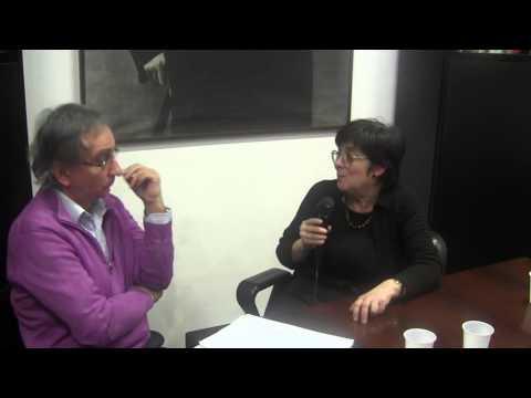 OMAGGIO A DOMENICO PETRINI - ILEANA TOZZI INTERVISTATA DA SEBASTIANO BIANCHERI