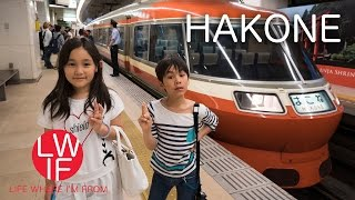 Hakone: Where you ride in, look at, and soak in a lot of stuff