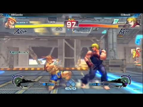 Best of Evo 2014 USF4