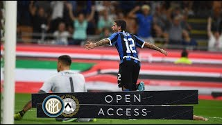 OPEN ACCESS | INTER 1-0 UDINESE | THIRD WIN IN A ROW! 📹⚫🔵??