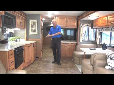 *SOLD* Tiffin 2013 Allegro 35QBA Class A gas motorhome -- 30600 Frank Bailor