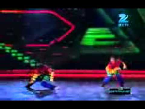 DID3-Raghav/Croc-Roaz wild card entry 11 Feb(HD)
