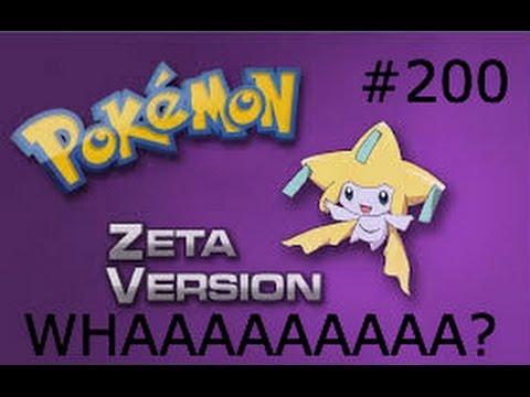Pokemon Zeta Pokethrough w/Darthbennigan Part 200 - The Mexican Bush Part 200 Special