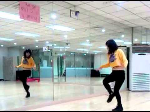 T-ara Number 9 Dance Tutorial Dạy Nhảy version 1