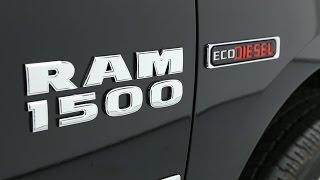 RAM 1500 EcoDiesel: Top Mileage Pickup Consumer Reports
