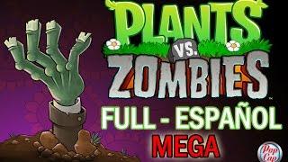Descargar Plantas Vs Zombies Completo En Español [HD