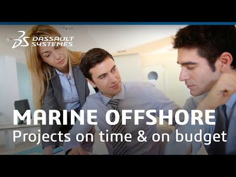 Completing Marine & Offshore Projects, On Time & On Budget