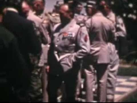 Cherchell, 1958, filmée par un soldat français