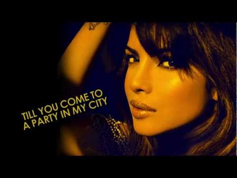 In My City by Priyanka Chopra ft. Will.i.am (Lyric Video) | Interscope