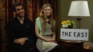 The East Interview  Writer Director Zal Batmanglij and Writer Actor Brit Marling