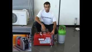"""CORSO N° 12 FORMAZIONE F-GAS """"Recupero Refrigerante"""