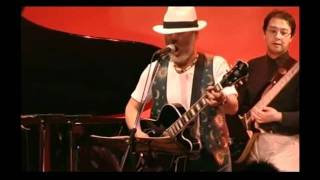 "Yuichiro Oda:小田裕一郎 ""Good Time Blues"" Live at Club Ikspiari"