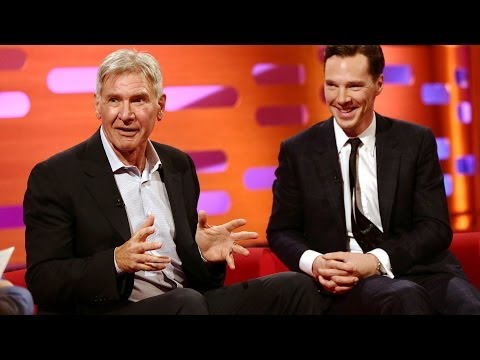 Will Harrison Ford return as Han Solo in the new Star Wars movie? - The Graham Norton Show - BBC