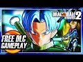 Dragon Ball Xenoverse 2 DLC Pack 4 FREE Update Trunks Sword of Hope NEW Costumes Gameplay
