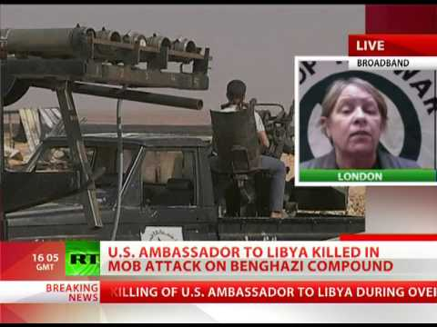 'Anti-Islam film a pretext, US ambassador killing shows Libya intervention fail'