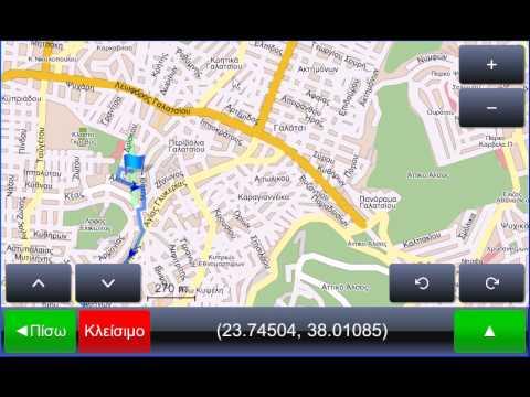 Βελτιστοποίηση διαδρομής με στάσεις | Ginius Driver