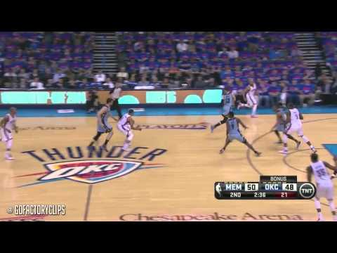 Russell Westbrook Full Highlights vs Grizzlies 2014 Playoffs West R1G7 - 27 Pts, 16 Ast, 10 Reb