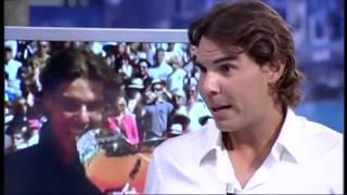 El Hormiguero Rafa Nadal: Tennis Is A Sport Of Errors