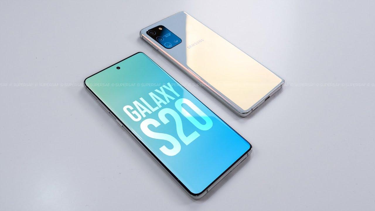 Samsung Galaxy S20 CONFIRMED