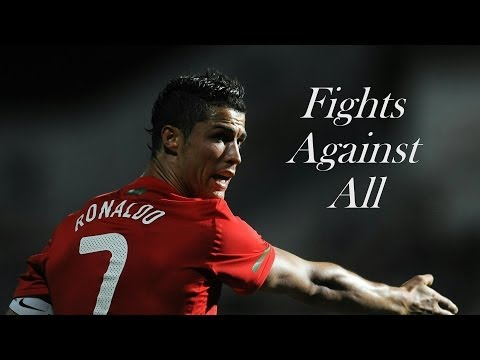 Cristiano Ronaldo ● Fights Against All ● HD