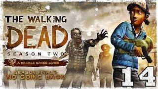 Walking Dead: Season Two. #14: По тонкому льду.