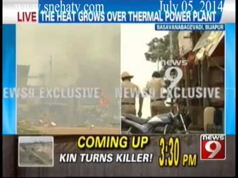 News9 - The Heat grows over thermal power plant Part 2