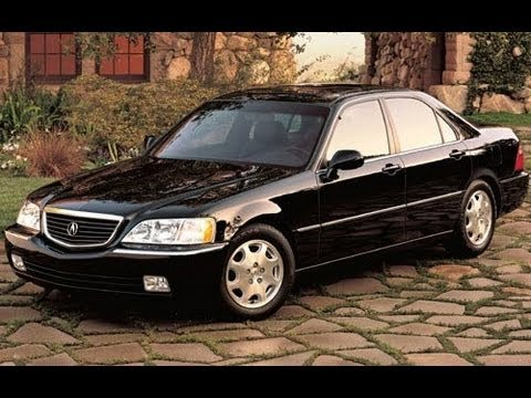 Acura Reviews on 2000 Acura Rl Start Up And Review 3 5 L V6   Youtube