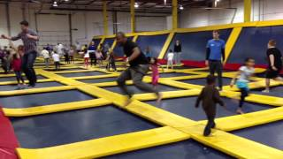 Sky High! The Trampoline Place!