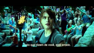 Percy Jackson E O Mar De Monstros Trailer Oficial Legendado