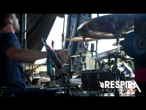 "Matt Greiner of August Burns Red ""Divisions"" - SLC Warped Tour 2011"