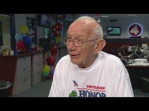 Local veteran remembers D-Day
