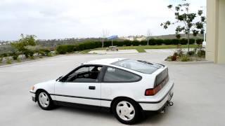1991 Honda CRX Si Ver. II