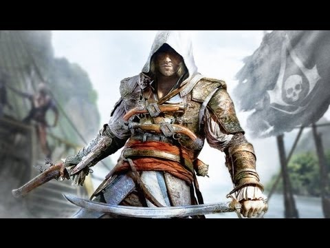 Assassin's Creed 4 Black Flag Trailer, Assassin's Creed 4 IV Black Flag trailer world premiere. Assassin's Creed 4 Black Flag - Edward Kenway, A Pirate Trained by Assassins Trailer - http://www.yo...