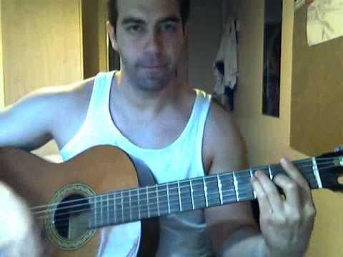 christophe mae c 39 est ma terre guitare petros youtube. Black Bedroom Furniture Sets. Home Design Ideas