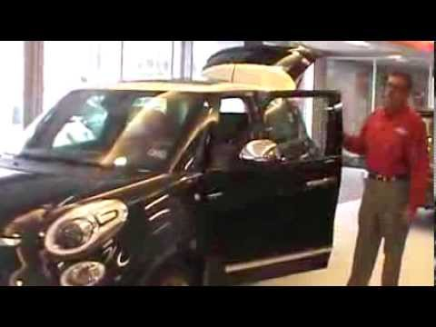 The Fiat 500L Next Level Sales Challenge George Garcia | Payne Fiat 500L Demo | Weslaco, Texas