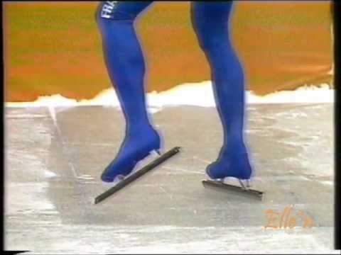 Olympic Winter Games Sarajevo 1984 – 1500 m Bozhev – Van Helden