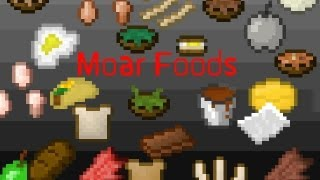 Minecraft Mod Review Lots Of Food Mod Showcase