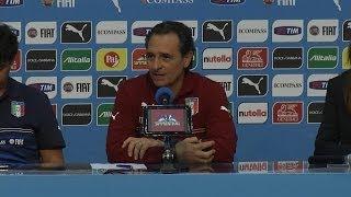 """Prandelli: """"Dobbiamo diventare squadra"""" - Mondiali 2014"""