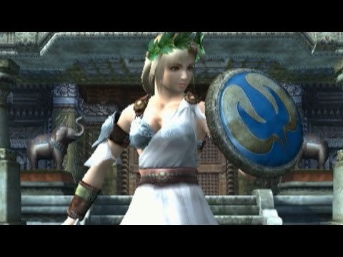 Soul Calibur III - Sophitia with Abelia's Moves