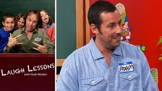 Adam Sandler's Million Dollar Noises Ep. 1 Laugh