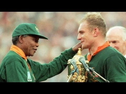 Nelson Mandela Dead: The True Story Behind 'Invictus'