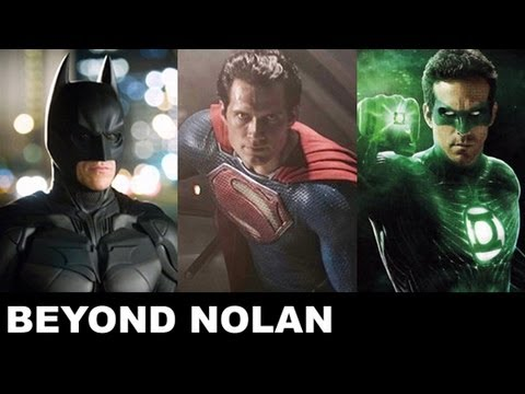 Justice League Movie, The Dark Knight Rises 2012, Man of Steel 2013 : Beyond The Trailer