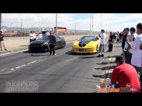 554HP GTR vs 836HP Pro Charged WS6