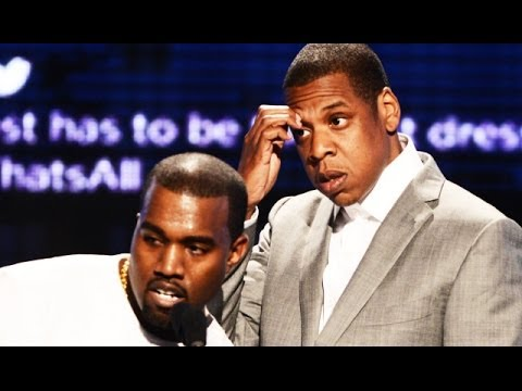 Kanye West Disses Jay Z After He Skips His Wedding
