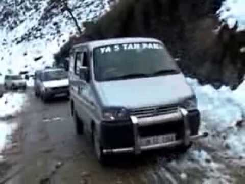 10 Jan 2014 - Bitter Cold Continues As Fresh Snowfall Blankets Jammu and Kashmir