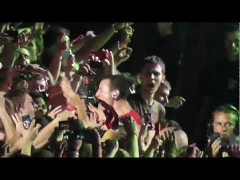 Linkin Park Orange Warsaw Festival 2012 In The End, Crawling najlepsza