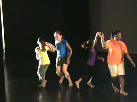 Lion King Production by kids Summer Dance Camp