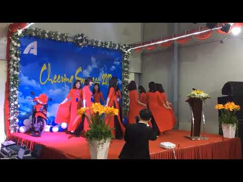 Cheering Success 2017 - Công ty TNHH An Lợi