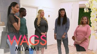 WAGS Miami   Ashley Nicole Finally Sees Blinged-Out Wedding Centerpieces   E!